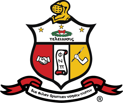 kappa alpha psi fraternity coat of arms